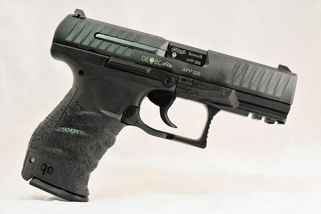 Walther P99Q